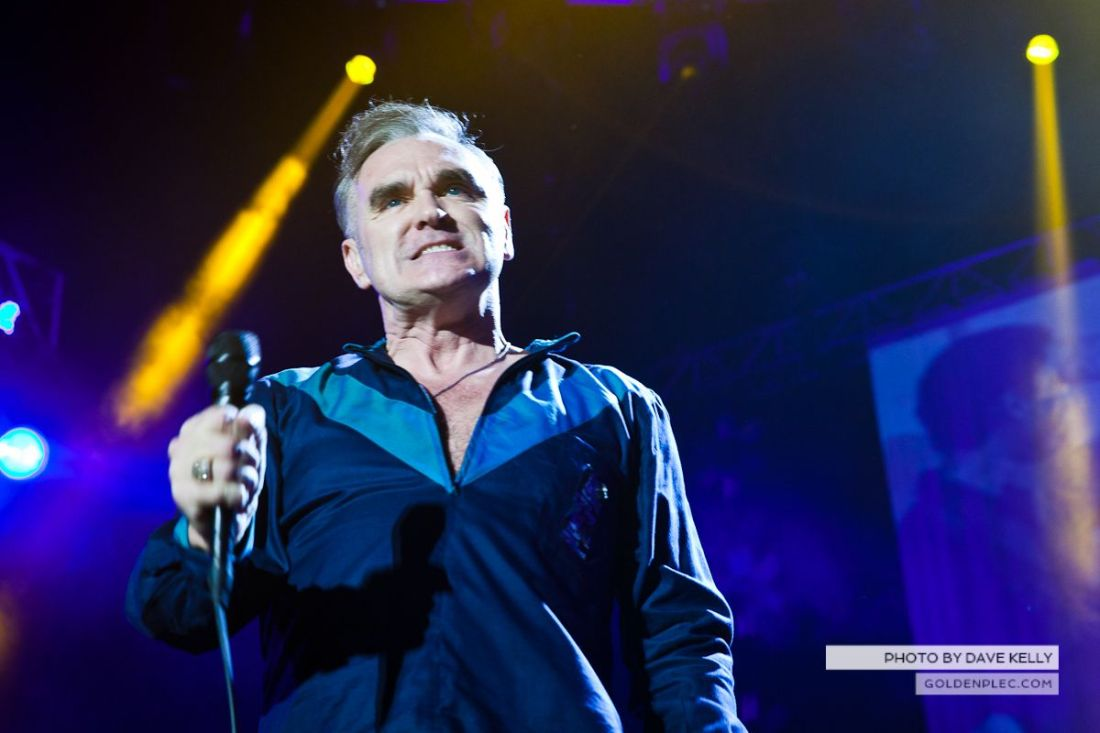 Morrissey at The 3 Arena, Dublin, 1 December 2014 (47 of 52)