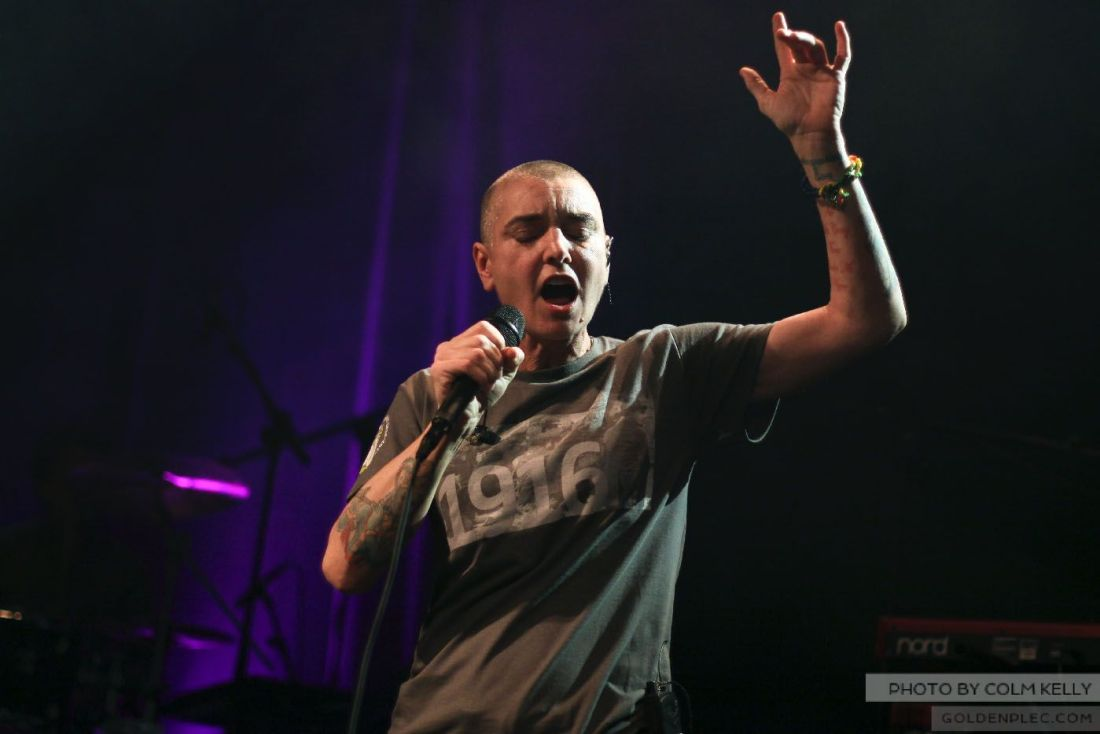 Sinead O'Connor at Vicar Street by Colm Kelly
