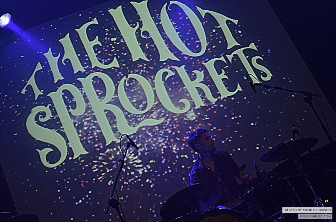 The Hot Sprockets in Vicar Street by Mark O' Connor