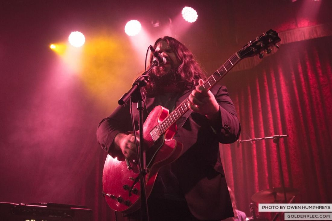 The Magic Numbers at The Academy by Owen Humphreys (14 of 21)