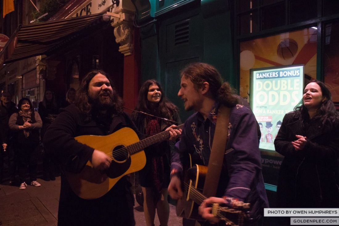 The Magic Numbers at The Academy by Owen Humphreys (18 of 21)