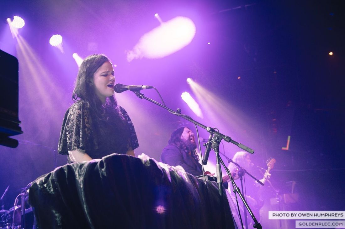 The Magic Numbers at The Academy by Owen Humphreys (2 of 21)