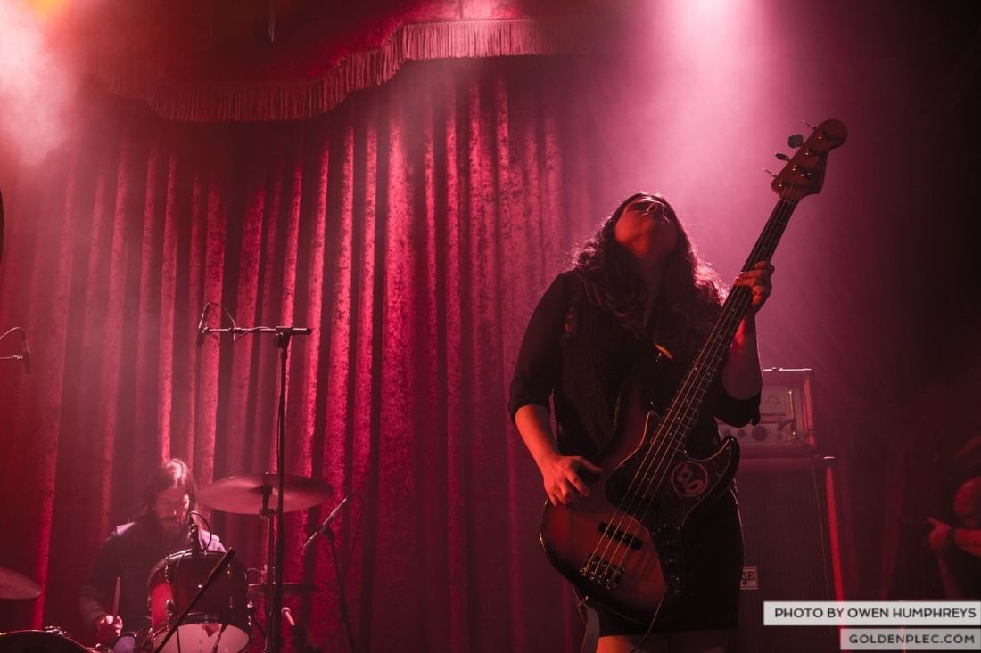 The Magic Numbers at The Academy by Owen Humphreys (8 of 21)