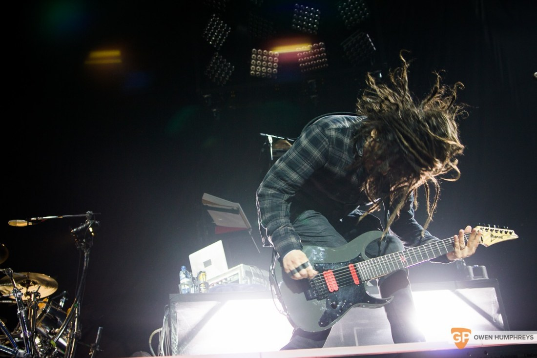 Korn at The 3Arena by Owen Humphreys (14 of 14)