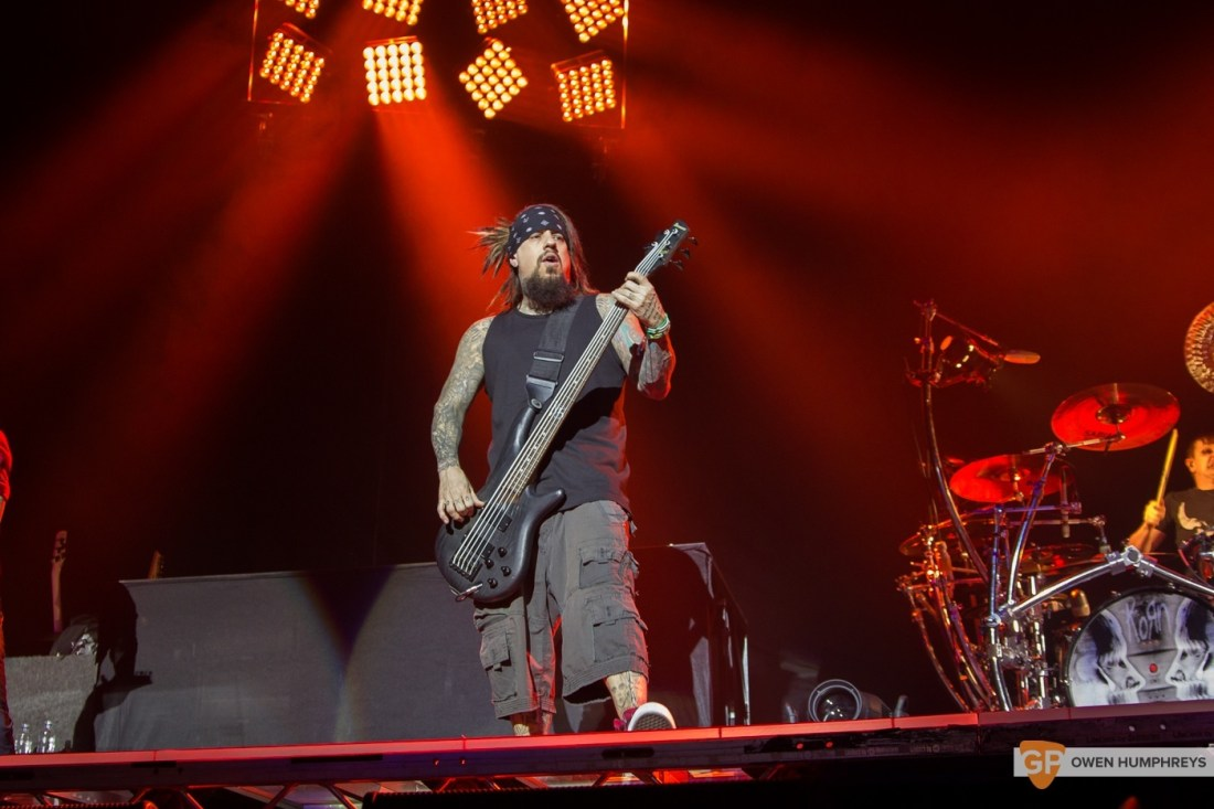 Korn at The 3Arena by Owen Humphreys (5 of 14)