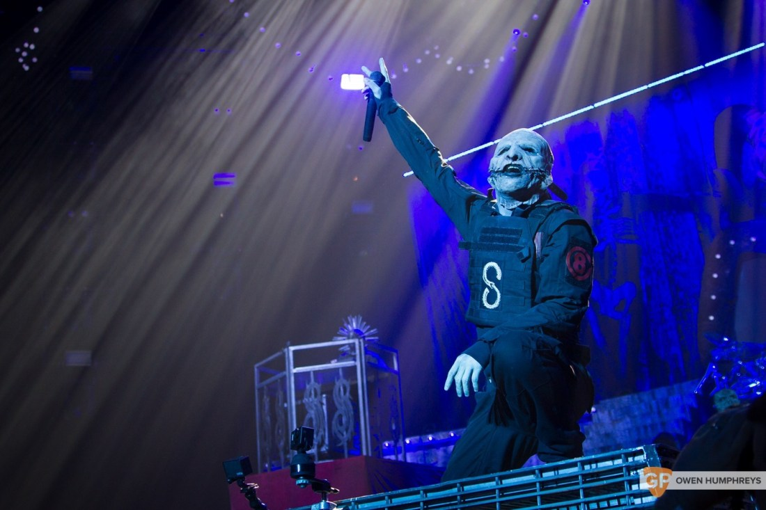 Slipknot at The 3Arena by Owen Humphreys (1 of 19)