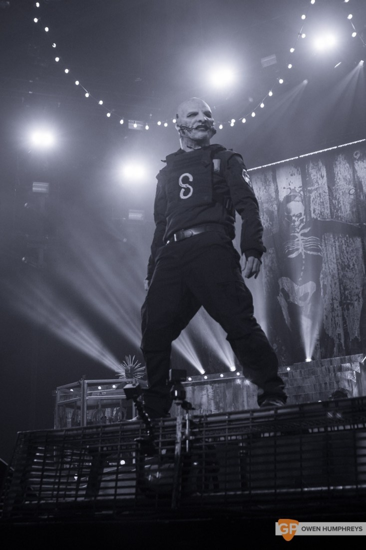 Slipknot at The 3Arena by Owen Humphreys (18 of 19)