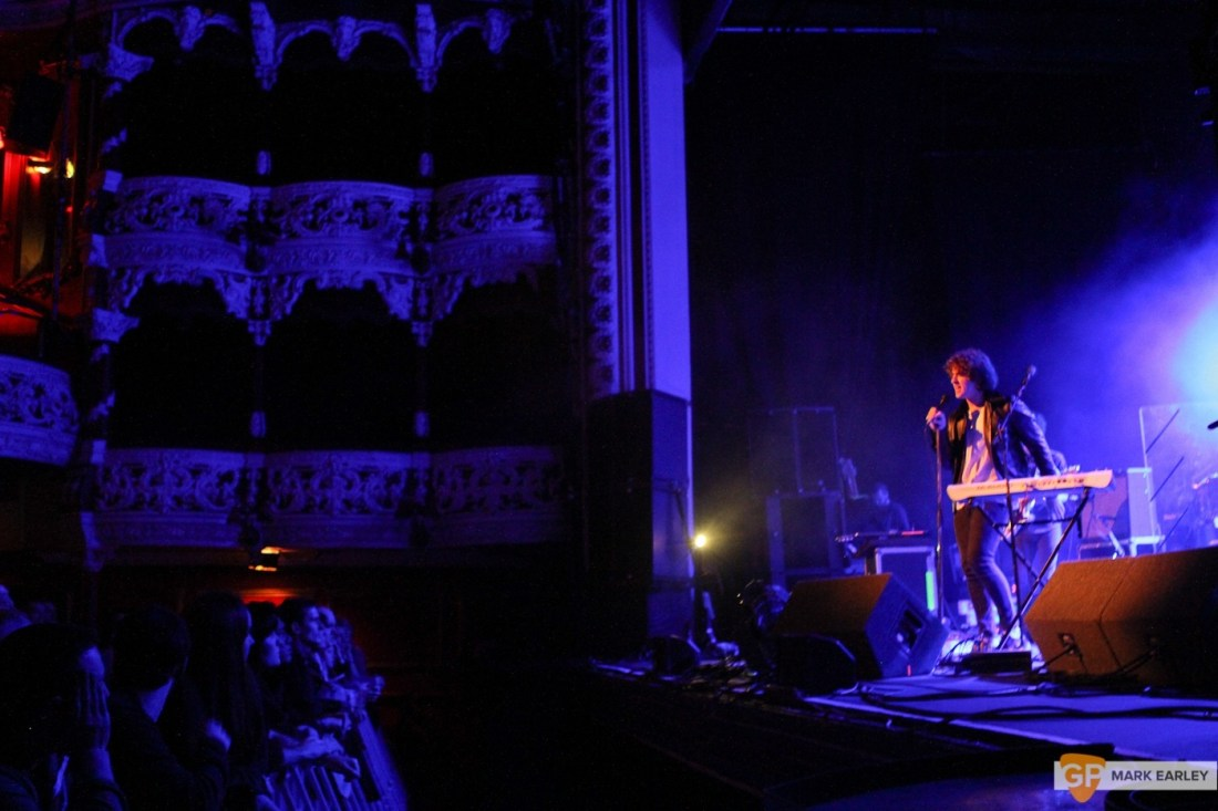Darling at the Olympia Theatre, Dublin