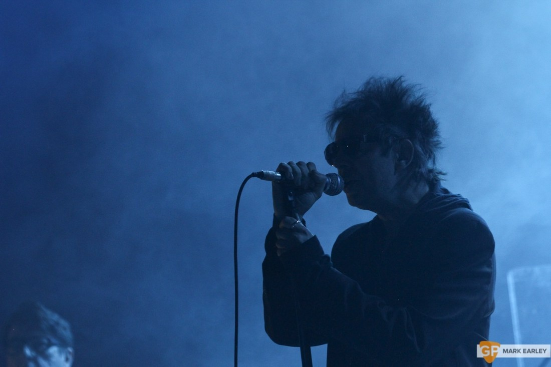 Echo and the Bunnymen at the Olympia Theatre