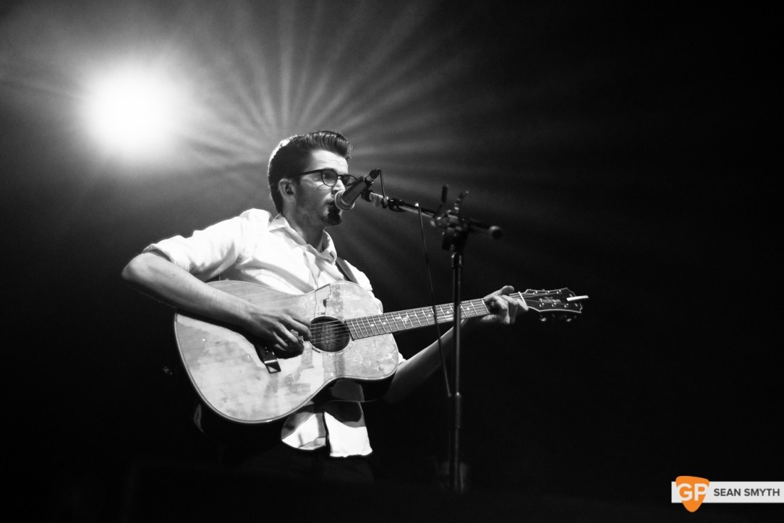 Hudson Taylor at The Olympia Theatre (26-2-15) by Sean Smyth (10 of 26)