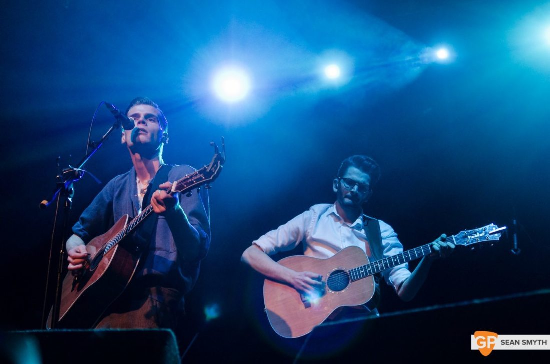 Hudson Taylor at The Olympia Theatre (26-2-15) by Sean Smyth (11 of 26)