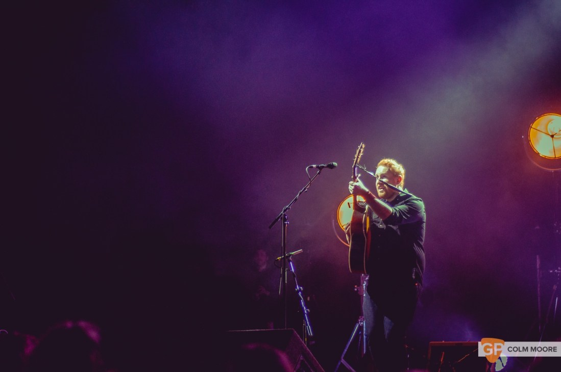 GAVIN JAMES at THE OLYMPIA by COLM MOORE (12 of 18)