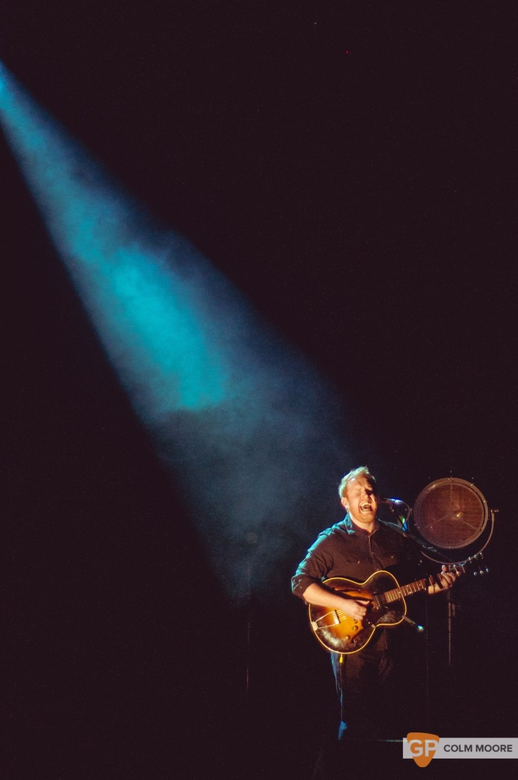 GAVIN JAMES at THE OLYMPIA by COLM MOORE (13 of 18)