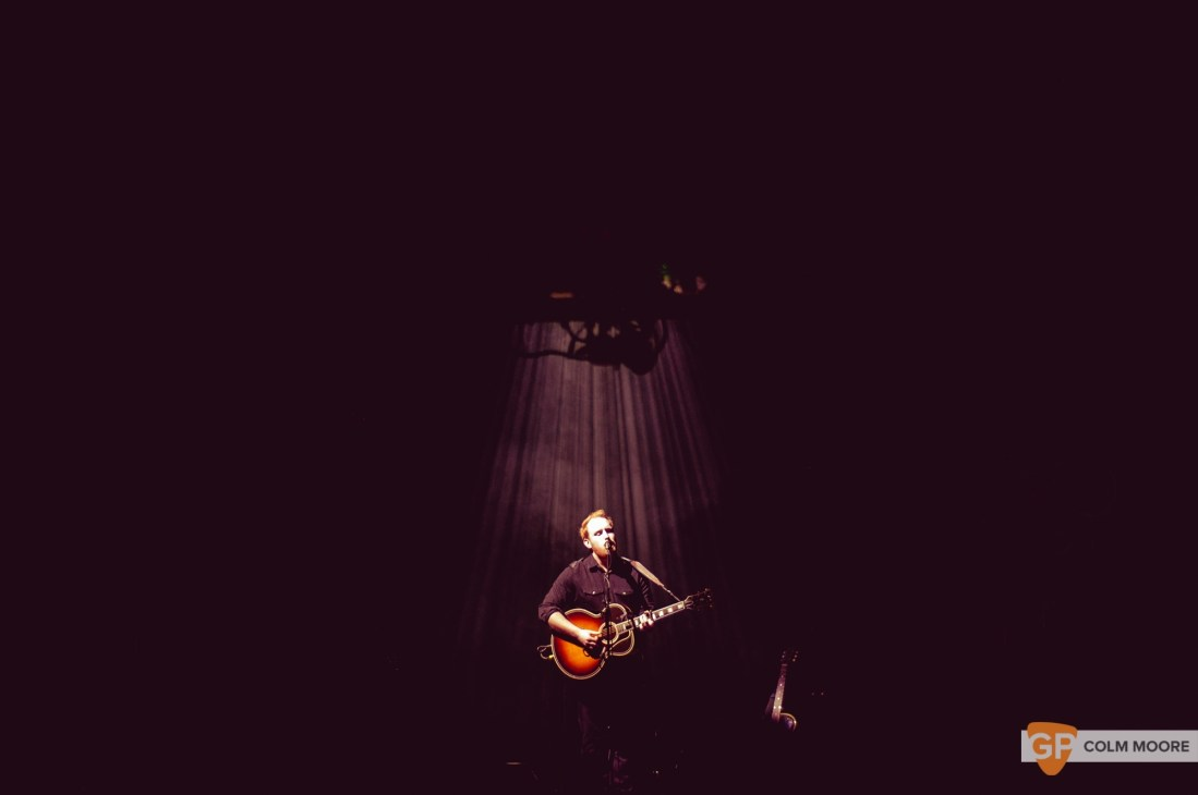 GAVIN JAMES at THE OLYMPIA by COLM MOORE (16 of 18)