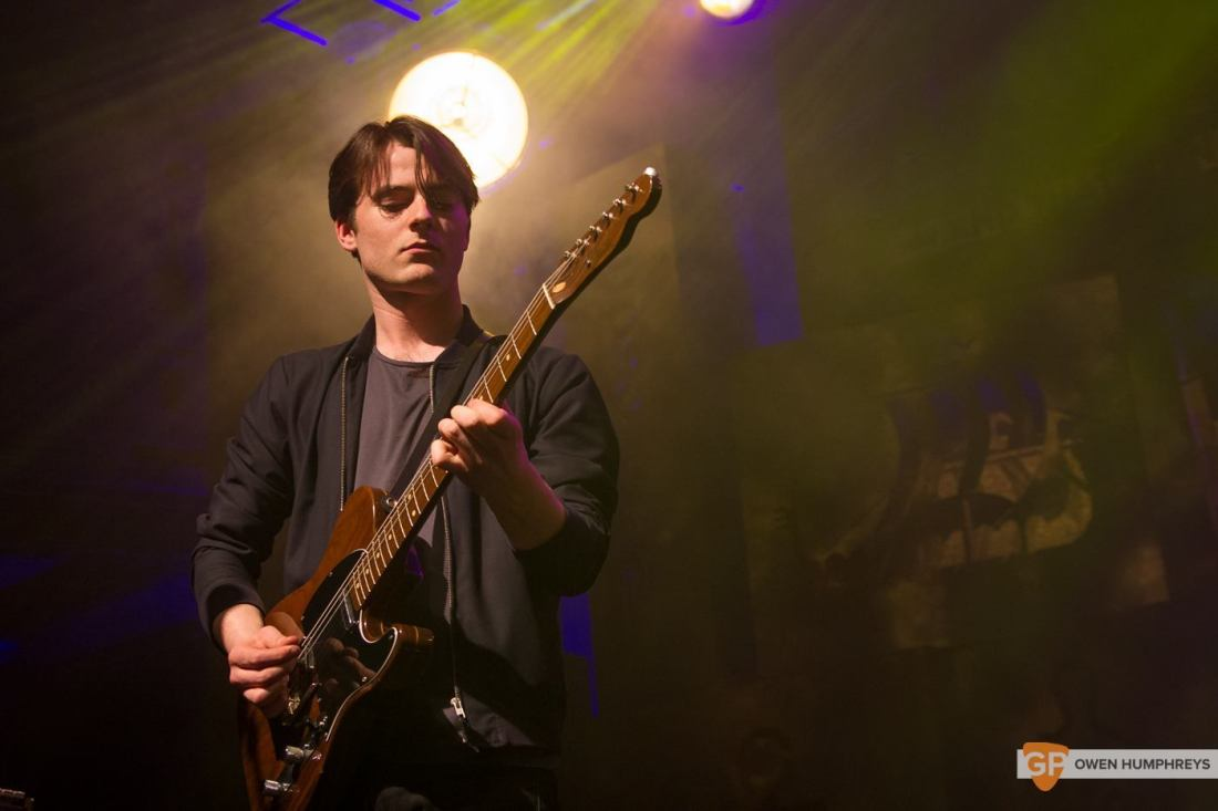 Little Green Cars at Jameson St. Patrick's Day Live at Vicar Street by Owen Humphreys (7 of 14)