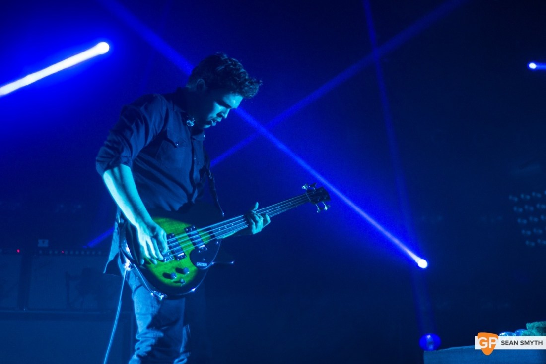 Royal Blood at The Olympia Theatre (9-3-15) by Sean Smyth (2 of 3)