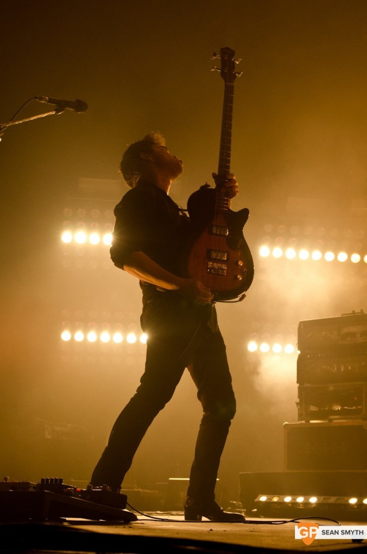 Royal Blood at The Olympia Theatre (9-3-15) by Sean Smyth (25 of 26)