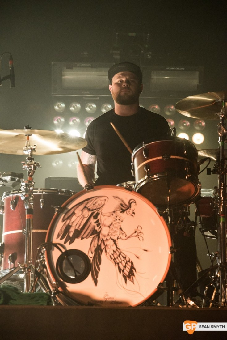 Royal Blood at The Olympia Theatre (9-3-15) by Sean Smyth (3 of 3)