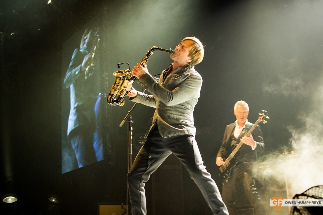 Spandau Ballet at The 3Arena by Owen Humphreys (12 of 13)
