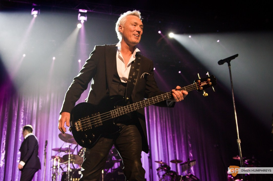 Spandau Ballet at The 3Arena by Owen Humphreys (2 of 13)