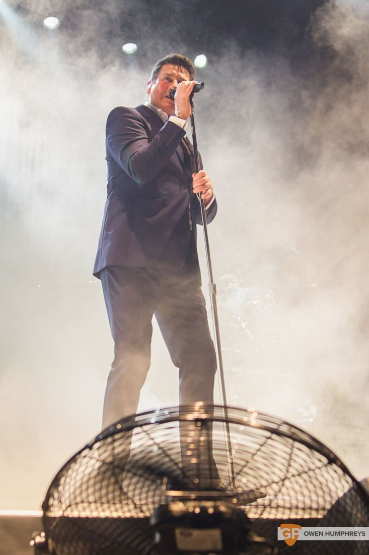 Spandau Ballet at The 3Arena by Owen Humphreys (3 of 13)