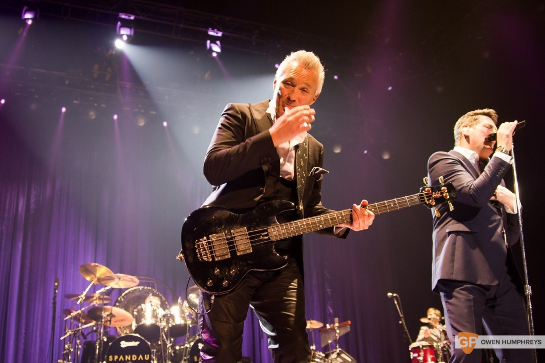 Spandau Ballet at The 3Arena by Owen Humphreys (7 of 13)