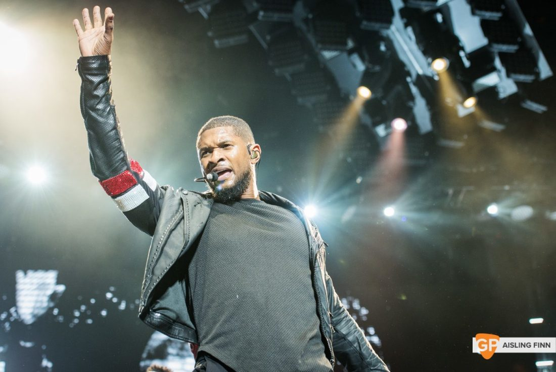 USHER at THE 3 ARENA by AISLING FINN (27)