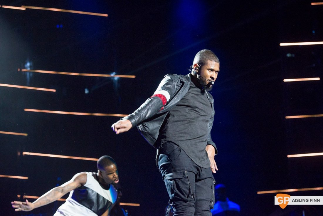 USHER at THE 3 ARENA by AISLING FINN (29)