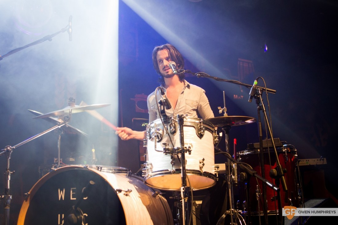 We Cut Corners at Jameson St. Patrick's Day Live at Vicar Street by Owen Humphreys (7 of 7)