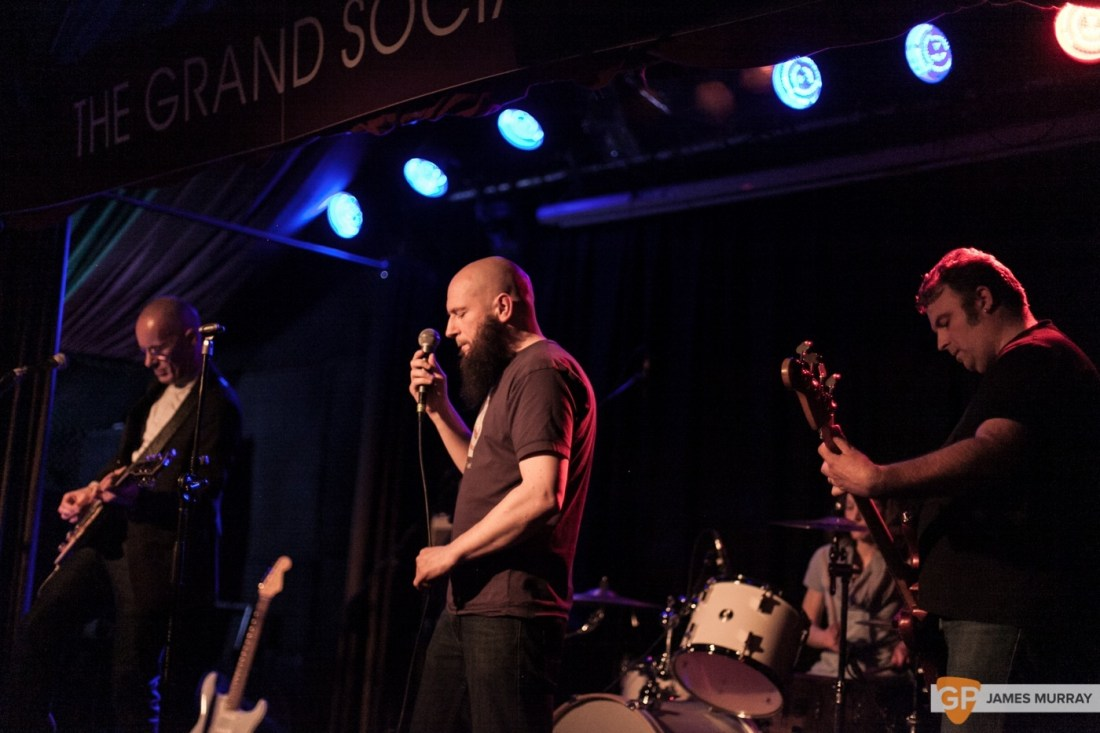 A Lazarus Soul at The Grand Social by James Murray
