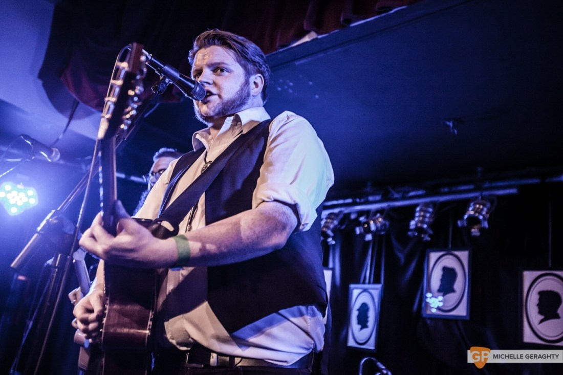 30_The Eskies Album Launch at Whelans (AAA) May 2015_8686