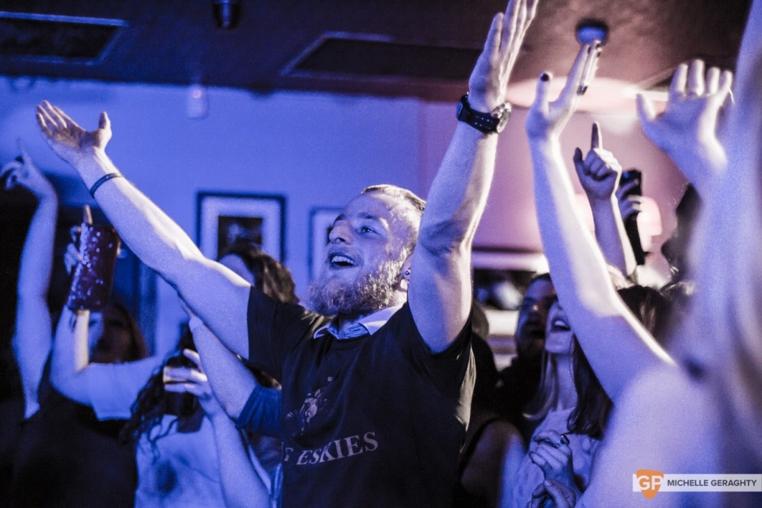 42_The Eskies Album Launch at Whelans (AAA) May 2015_7429