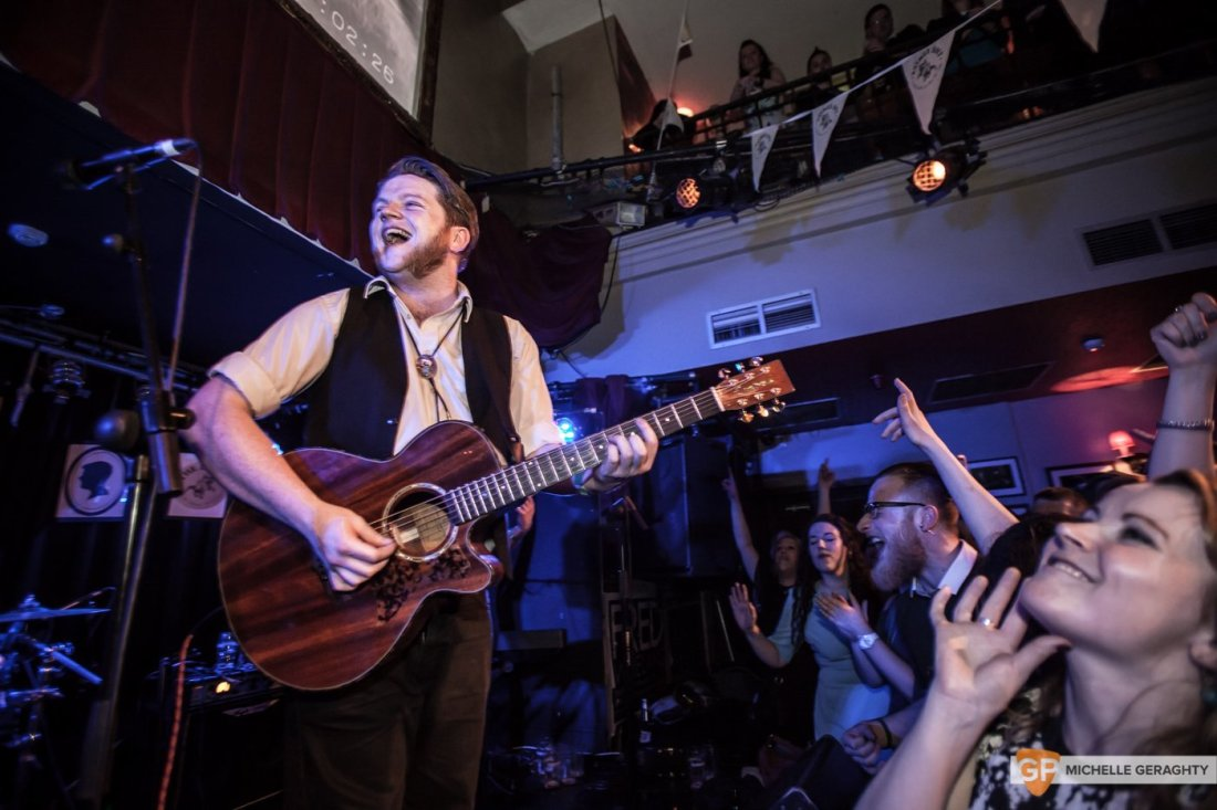 46_The Eskies Album Launch at Whelans (AAA) May 2015_8768
