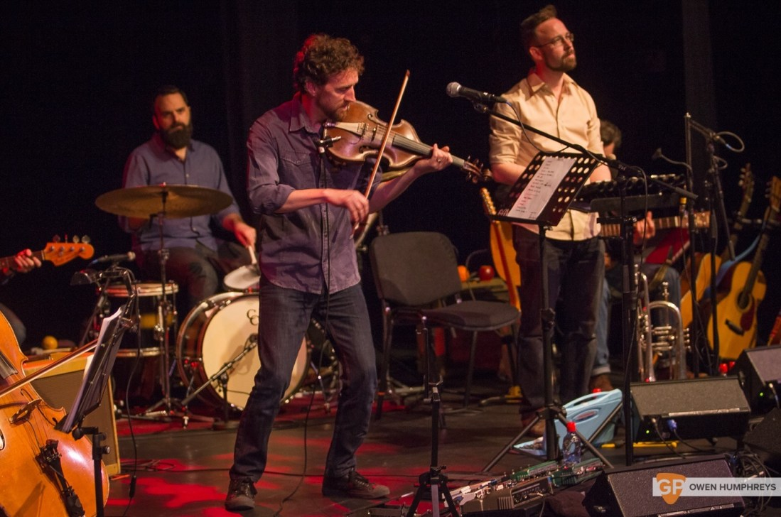 Colm Mac Con Iomaire at The Pavilion Theatre by Owen Humphreys (2 of 12) (3)