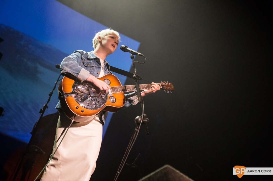 Laura Marling at Olympia by Aaron Corr-5048