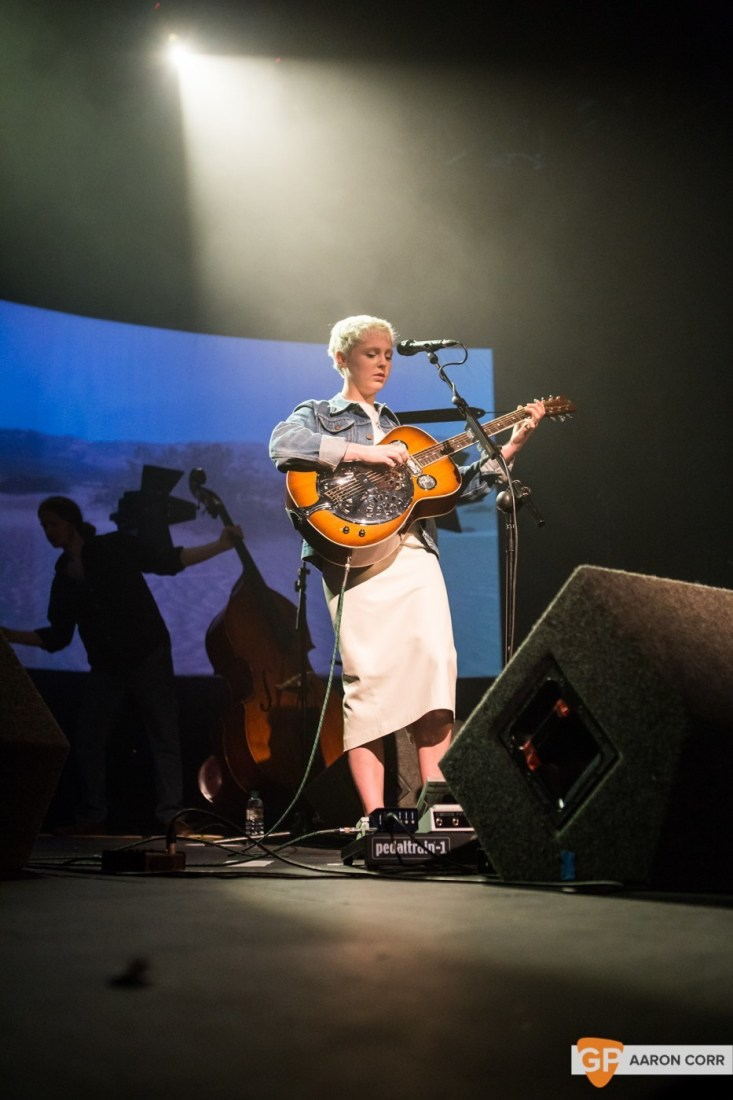 Laura Marling at Olympia by Aaron Corr-5049