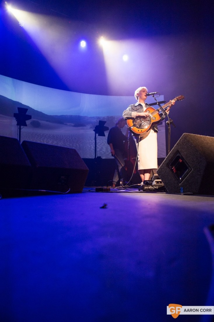 Laura Marling at Olympia by Aaron Corr-5050