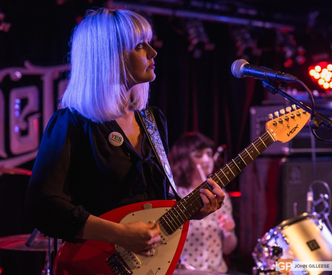 September Girls @ Whelans by John Gilleese
