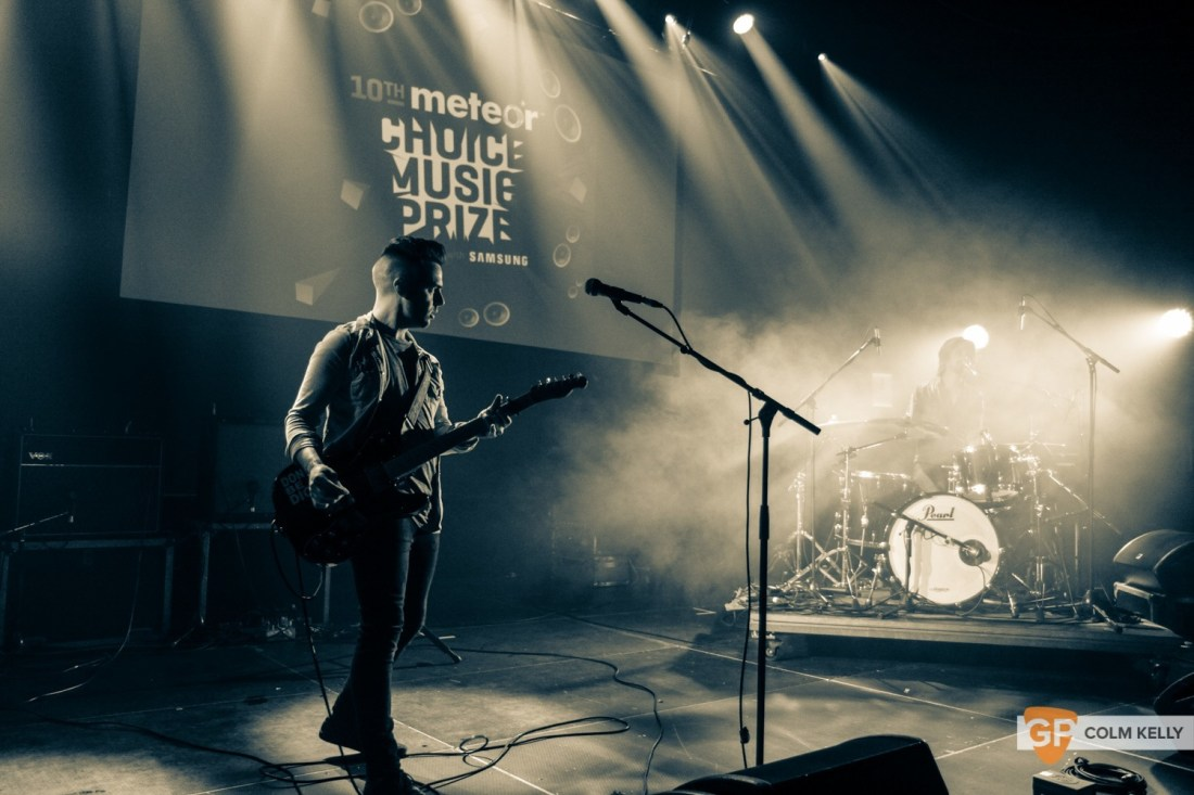 We Cut Corners at Meteor Choice 10th Year Celebrations by Colm Kelly