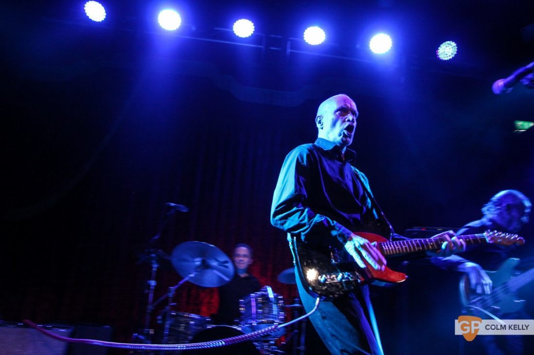 Wilko Johnson at The Academy by Colm Kelly