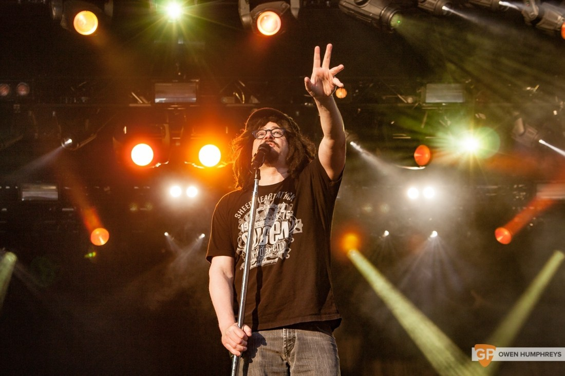 Counting Crows at the Royal Hospital Kilmainham by Owen Humphreys (4 of 13)