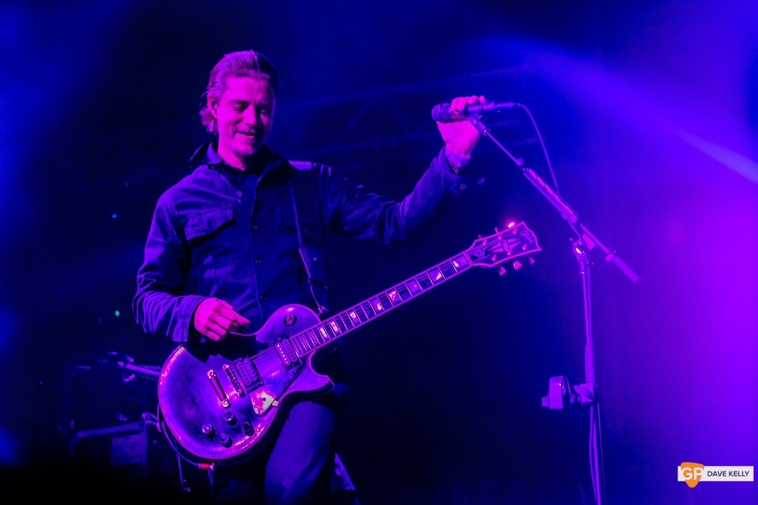 Interpol at NOS Primavera Sound, Porto by David Kelly