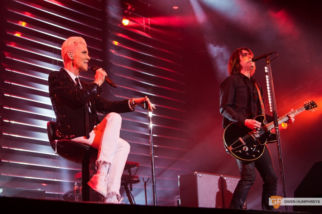 Roxette at The 3Arena by Owen Humphreys (1 of 20)