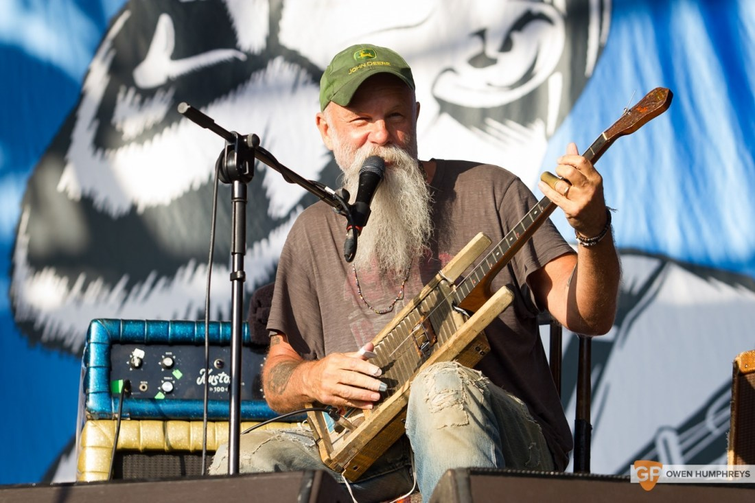 Seasick Steve at the Royal Hospital Kilmainham by Owen Humphreys (2 of 9)