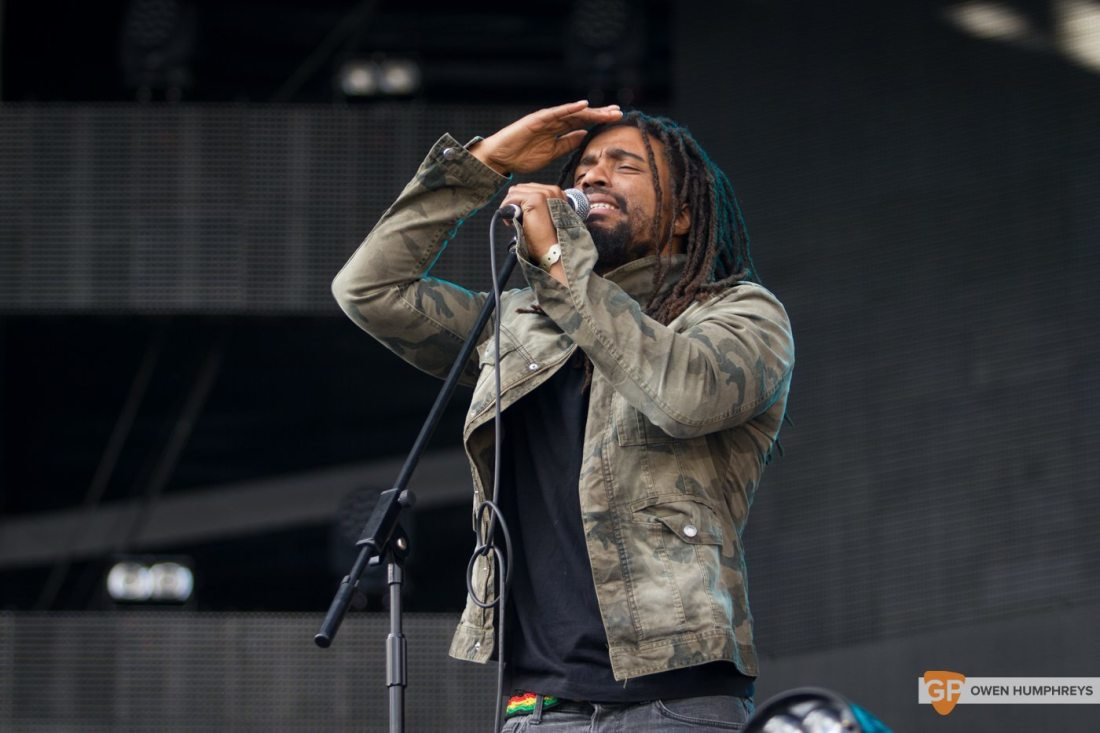 The Wailers at Croke Park by Owen Humphreys (1 of 10)
