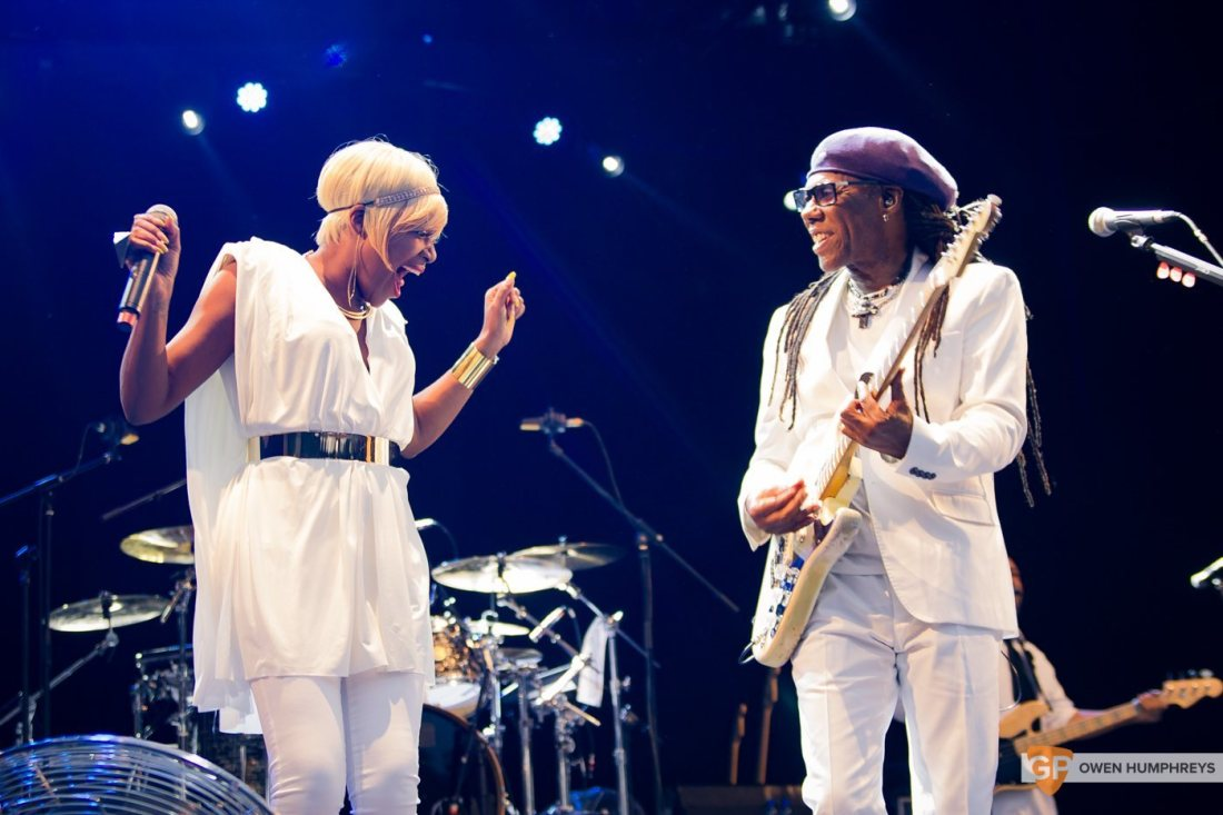 Chic ft. Nile Rodgers at the Iveagh Gardens by Owen Humphreys (15 of 19)