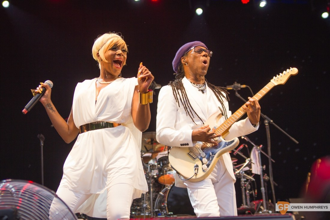 Chic ft. Nile Rodgers at the Iveagh Gardens by Owen Humphreys (3 of 19)