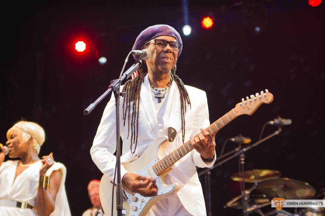 Chic ft. Nile Rodgers at the Iveagh Gardens by Owen Humphreys (6 of 19)