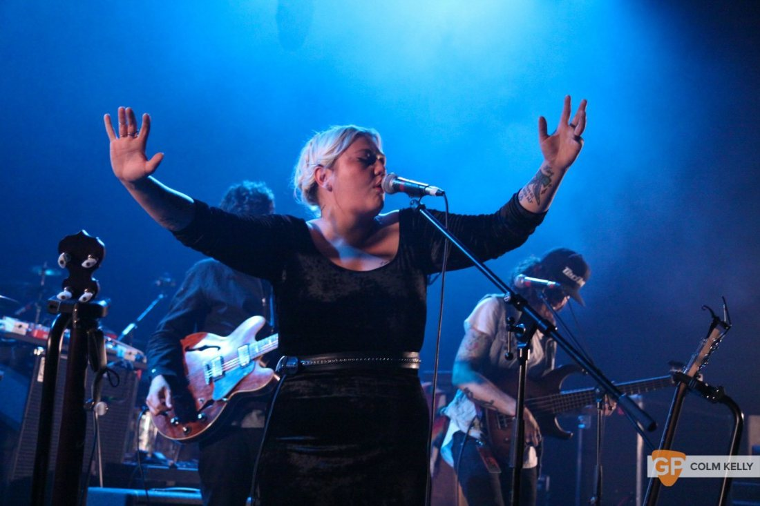 Elle King at The Helix by Colm Kelly