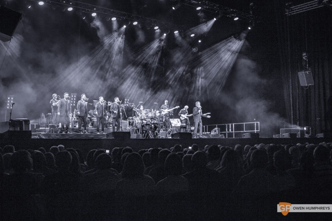 Frankie Valli and The Four Seasons at the 3Arena by Owen Hiumphreys (1 of 11)